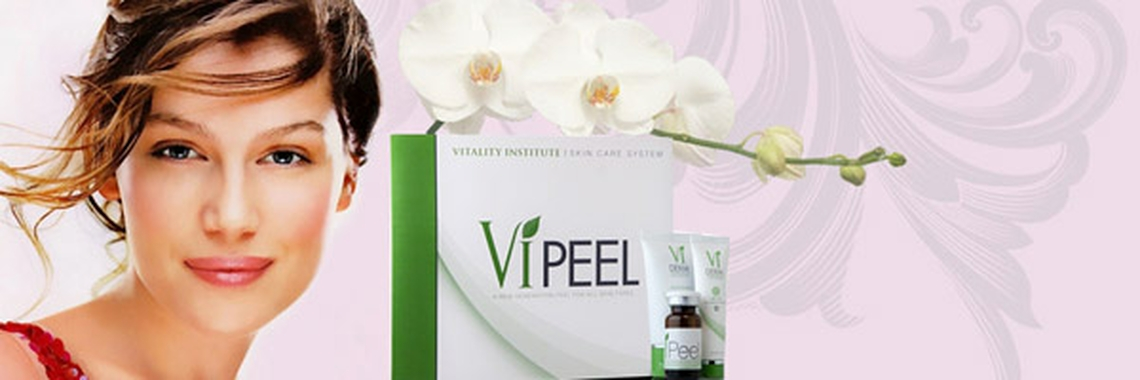 Vi Peel skin treatments